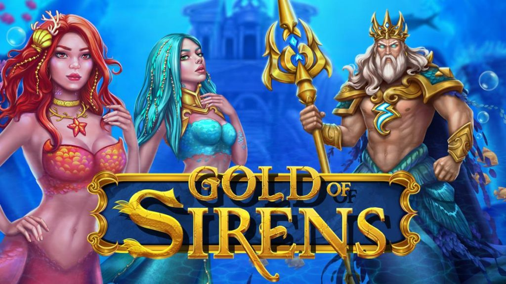 Gold Of Sirens Slot-เกม